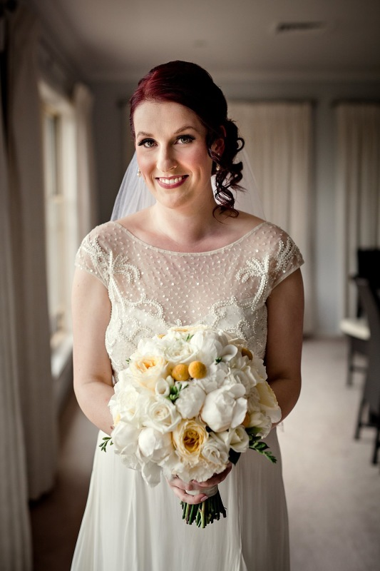 Libby Bridal Bouquet Loxley on Bellbird