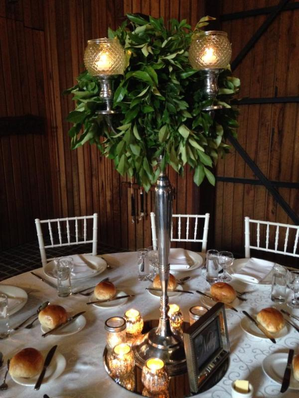 Sydney Polo Club Foliage Candelabra