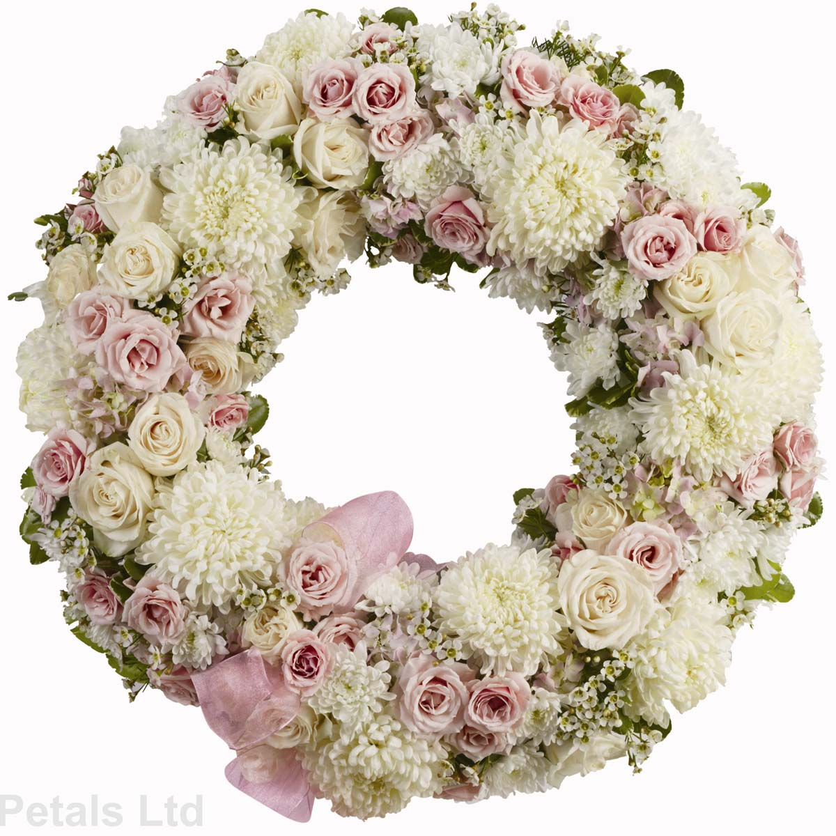 Peace Eternal Funeral Wreath Delivery Available