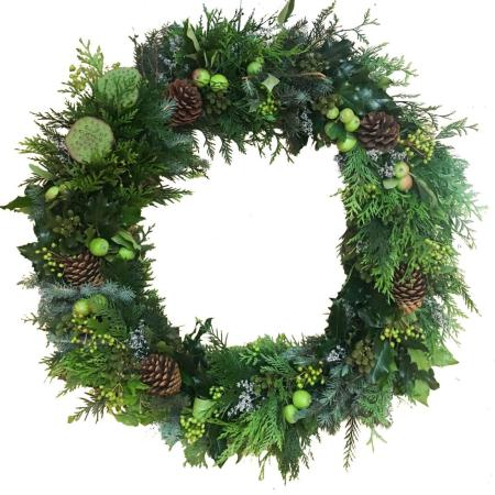 Holy Night Wreath