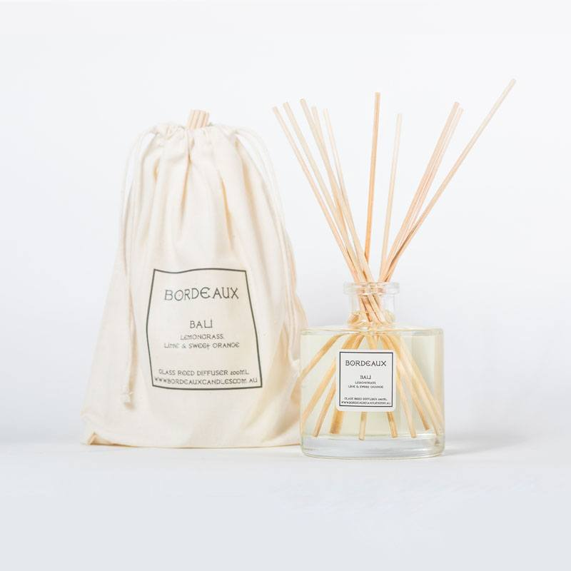Reed Diffuser Fragrances by Bordeaux Candles