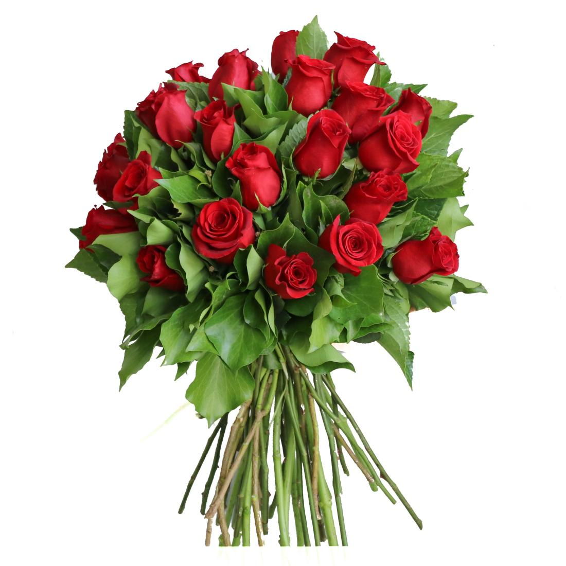 Allure - 24 Red Roses