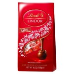 Lindt Lindor Milk Chocolate 125 Gram Bag