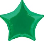 Star Shape Helium Foil Balloon